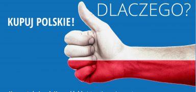 Dlaczego powinniśmy wybierać (kupować) produkty i usługi polskich firm?