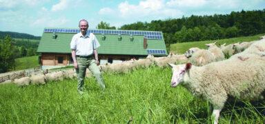 Rolnictwo to piękny zawód - wywiad z Romanem Kluską