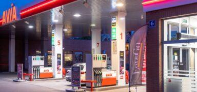 Przychody Unimotu, operatora sieci stacji Avia, wzrosły aż o 72 proc.