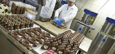 Zdecydowana większość sprzedaży czekolady w Polsce przypada na firmy zagraniczne