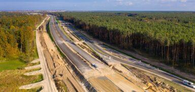 Które firmy budują w Polsce najwięcej dróg? Głównie zagraniczne